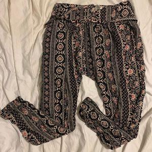 Forever 21 boho pants